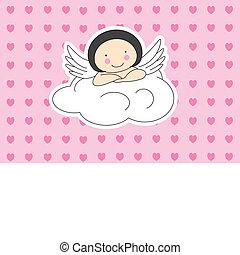 felhő, angel szárny
