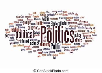 felhő, politika, szöveg