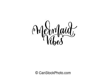 felirat, körülbelül, pozitív, -, nulla, kéz, vibrafon, árajánlatot tesz, hableány
