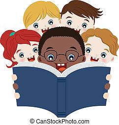 felolvasás, előjegyez, gyerekek