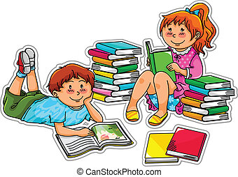 felolvasás, gyerekek