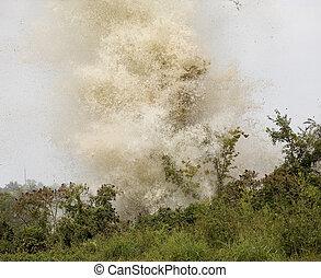 felrobbanás
