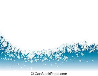 feltár, hó