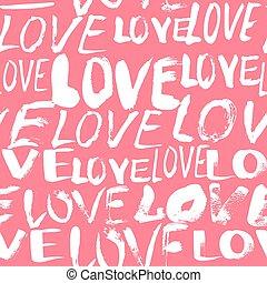 festett, motívum, szeret, szavak, kéz