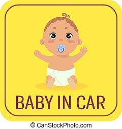 fiú, autó, böllér, biztonság, bizottság, csecsemő, cégtábla.