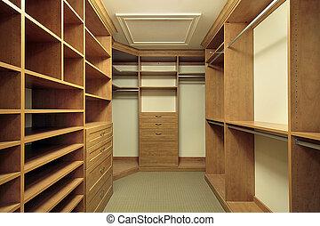 fiatalúr, beépített szekrény, hálószoba