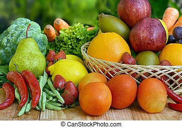 film, növényi, gyümölcs, legjobb