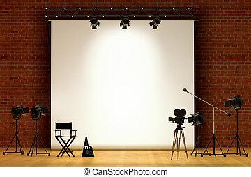 filmfelszerelés