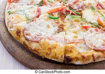 finom, olasz, pizza