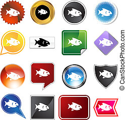 fish, állhatatos, változatosság