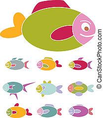 fish, cégtábla