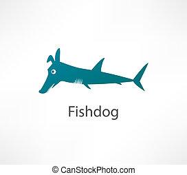fish-dog