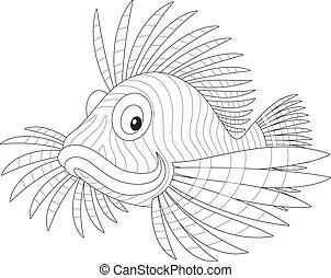 fish, skorpió