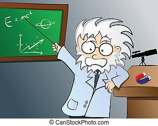 fizika, osztály tanár