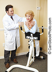 fizikai, chiropractic terápia