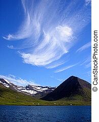 fjord, ég