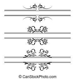 floral dekoráció, transzparens