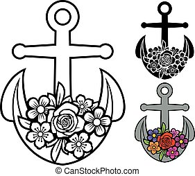 (floral, flourish), vasmacska, tervezés, menstruáció