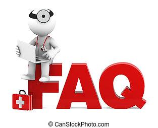 fogalom, ülés, cégtábla., faq, kérdez, kihallgat, frequently, medikus