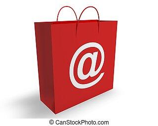 fogalom, e-commerce