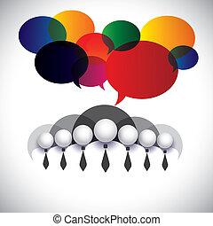 fogalom, emberek, tagok, vezetőség, &, média, -, kommunikáció, is, bizottság, vector., fehér, látszik, hálózat, társaság, grafikus, tanácskozás, gallér, kölcsönhatás, dolgozók, társadalmi, közös végrehajtó