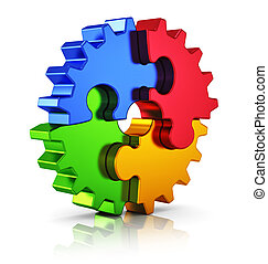 fogalom, kreativitás, ügy, siker