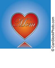 fogalom, szeret, anyu, ábra