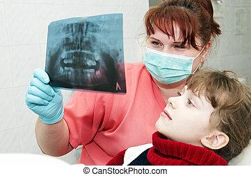 fogszabályozási, fogász, vizsga, orvos
