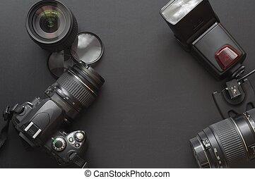 fotográfia, fényképezőgép