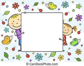 frame., gyermekek