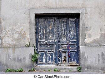 francia ajtó