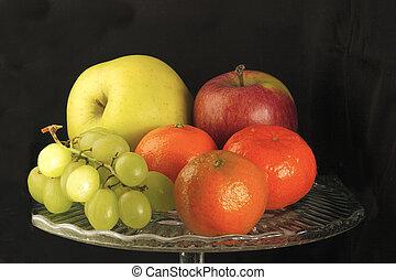 friss gyümölcs pipafej