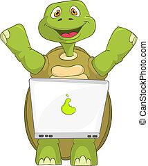 furcsa, turtle.