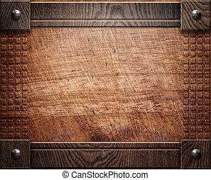 furniture), erdő, háttér, struktúra, (antique