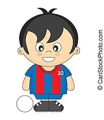 futball, gyerekek