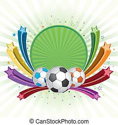 futball, háttér