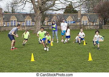 futball szokás