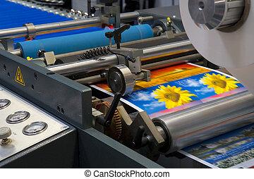 gép, nyomtatás