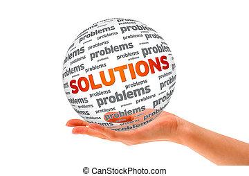 gömb, 3, megoldások, hatalom kezezés
