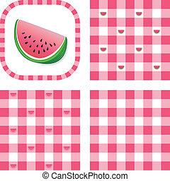 görögdinnye, példa, seamless