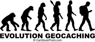 geocaching, fejlődés
