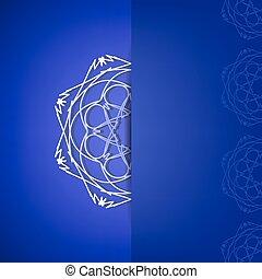 geometriai, díszítés