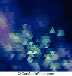 geometriai, háttér