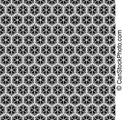 geometriai, seamless, texture.
