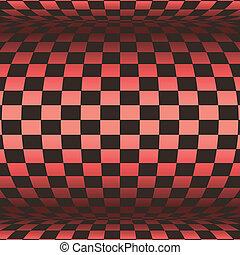 geometriai, vektor, háttér