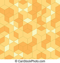 geometriai, vektor, illustration., isometric