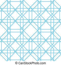geometriai, vektor, seamless, struktúra