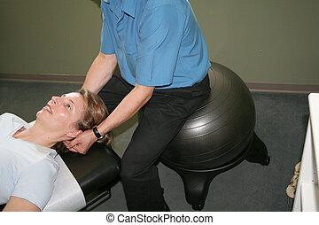 gerinc kezelése