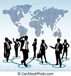 globális, fogalom, emberi találékonyság
