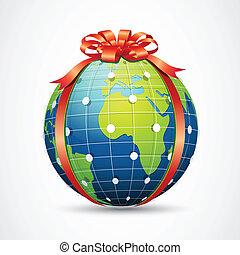 globális, törődik